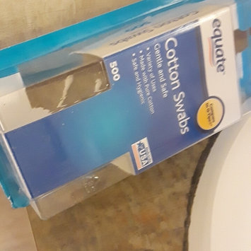 Photo of Equate Cotton Swabs uploaded by Jennifer T.
