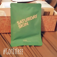 Saturday Skin Quench Intense Hydration Mask uploaded by Leah B.