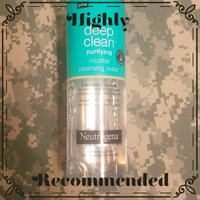 Neutrogena® Deep Clean® Purifying Micellar Cleansing Water uploaded by Paige G.