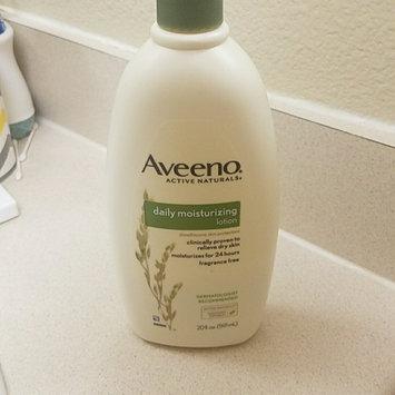 Photo of Aveeno® Daily Moisturizing Lotion uploaded by Angela D.