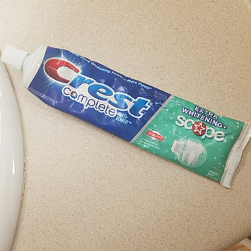 Photo of Crest Complete Whitening Plus Scope Toothpaste uploaded by Angela D.