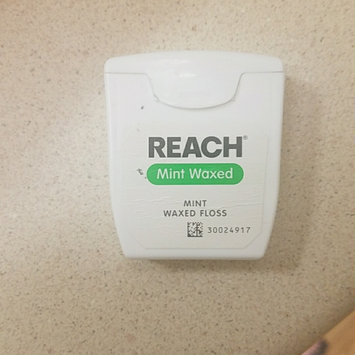 Photo of REACH® cleanpaste™ Icy Mint Woven Floss uploaded by Angela D.