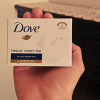 Dove White Beauty Bar uploaded by Makeup i.