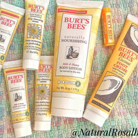 Burt's Bees Naturally Nourishing Milk & Honey Body Lotion uploaded by Rosalba M.