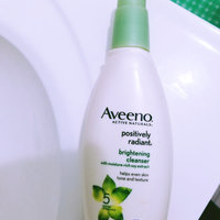 Aveeno® Positively Radiant Brightening Cleanser uploaded by Pinky A.