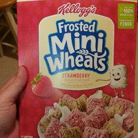 Kellogg's Frosted Mini-Wheats Strawberry Cereal uploaded by Jon M.