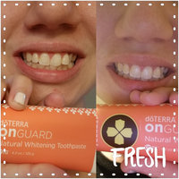 doTERRA OnGuard Natural Whitening Toothpaste - 4.2 oz uploaded by Melissa S.