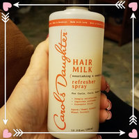 Carol's Daughter Hair Milk Refresher Spray For Curls, Coils, Kinks & Waves uploaded by Caylie S.