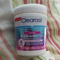 CLEARASIL® Rapid Rescue Deep Treatment Pads uploaded by Angie H.