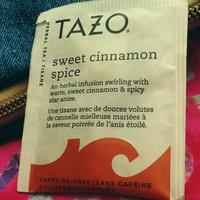 Tazo Sweet Cinnamon Spice Herbal Tea uploaded by Alice S.