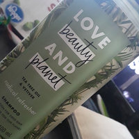 Love Beauty and Planet Tea Tree Oil and Vetiver Radical Refresher Shampoo uploaded by Breanne W.