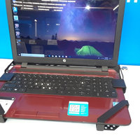 HP Flyer Red 15.6