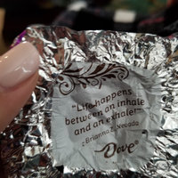 Dove Chocolate Promises Silky Smooth Almond Dark Chocolate uploaded by Victoria P.
