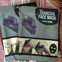 The Creme Shop Charcoal Face Mask 5pc Collection - 6.25 oz. uploaded by Svetlana S.