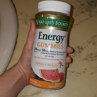 Nature's Bounty® Energy Gummies uploaded by ana w.