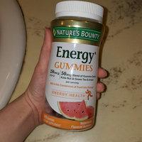 NATURE'S BOUNTY® Energy Gummies uploaded by ana w.