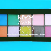 NYX Avant Pop! Shadow Palette uploaded by Chelsea N.