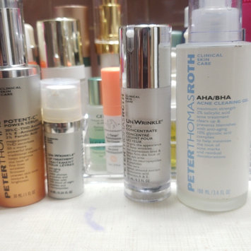 Photo of Peter Thomas Roth AHA/BHA Acne Clearing Gel uploaded by Adrina C.