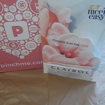 Photo of Clairol Nice'n Easy Permanent Hair Color uploaded by Shannon C.