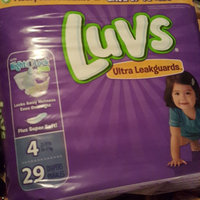 Luvs with Ultra Leakguards Size 4 Diapers uploaded by 🌴🍃🌿🌊Made i.