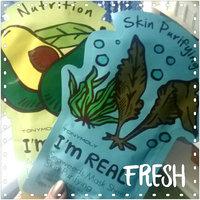 Tony Moly - I'm Real Avocado Mask Sheet (Nutrition) uploaded by Riley S.