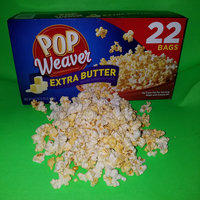 Pop Weaver Extra Butter Microwave Popcorn uploaded by D M.