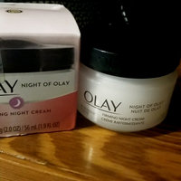 Olay Night Of Olay Firming Cream uploaded by Cheyenne R.