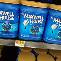 Maxwell House Original Medium Roast Coffee uploaded by Layal L.