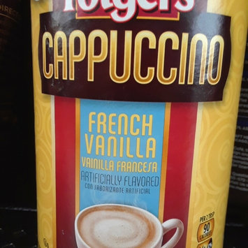 Photo of Folgers® Cappuccino French Vanilla Instant Coffee Beverage uploaded by Rachid L.