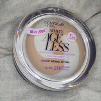 COVERGIRL Olay Simply Ageless Instant Wrinkle Defying Foundation uploaded by Rissi Z.