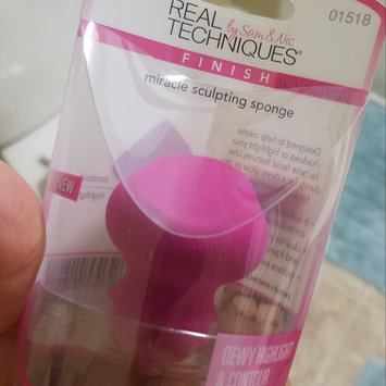 Photo of real techniques Miracle Sculpting Sponge uploaded by keren a.