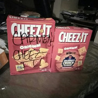Cheez-It Original Baked Snack Crackers uploaded by Carmen R.