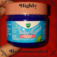 Vicks® BabyRub™ Soothing Ointment uploaded by Stephanie H.