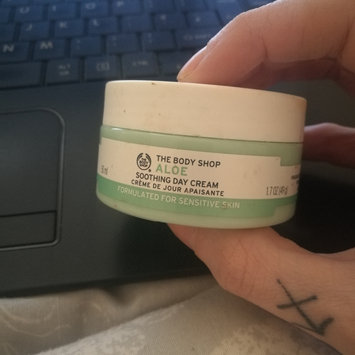 Photo of THE BODY SHOP® Aloe Soothing Day Cream uploaded by stacey e.