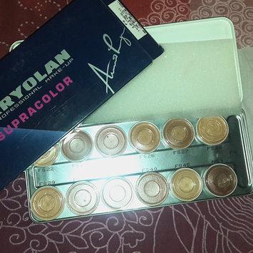 Photo of Kryolan DermaColor 24 Color Palette Makeup 71008 - Show uploaded by aleeefahh A.