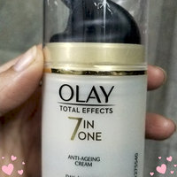 Olay Total Effects 7 in One Anti Aging Daily Face Moisturizer uploaded by WhatsTheFashion||Gal &.