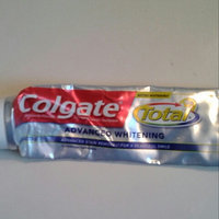 2 Pack - Colgate Total Advanced Fluoride Deep Clean Toothpaste, 5.8oz Each uploaded by Michelle L.