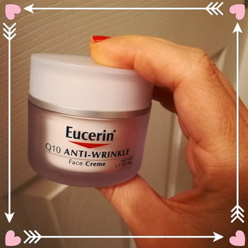 Photo of Eucerin Q10 Anti-Wrinkle Sensitive Skin Crème - 1.7 oz uploaded by Ashley R.