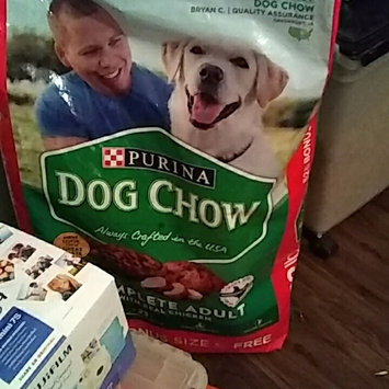 Photo of PURINA® DOG CHOW® Complete Adult With Real American-Raised Chicken uploaded by Kaise E.