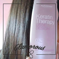 AlfaParf Milano Lisse Design Keratin Therapy Maintenance Shampoo, 8.45 fl oz uploaded by Being H.