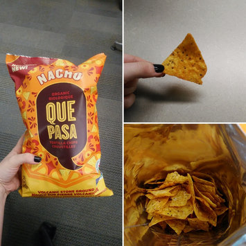 Photo of Que Pasa Organic Corn Yellow Tortilla Chips (12x12/16 Oz) uploaded by Laura P.