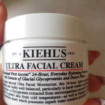 Photo of Kiehl's Ultra Facial Cream uploaded by Daria D.