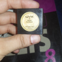 NYX Chrome Eye Shadow uploaded by Záarah k.