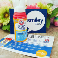 ARM & HAMMER™ Simply Saline™ Nasal Relief Nasal Mist uploaded by Tamara A.