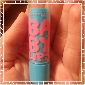 Photo of Maybelline Baby Lips® Moisturizing Lip Balm uploaded by Erin P.