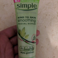 Simple Kind To Skin Smoothing Facial Scrub 75ml uploaded by Tania M.