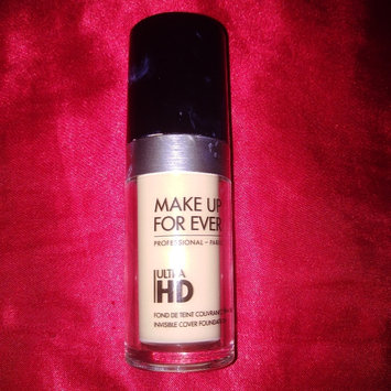 Photo of MAKE UP FOR EVER Ultra HD Foundation uploaded by Delarae W.