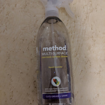 Photo of method all-purpose cleaner french lavender uploaded by Tania M.