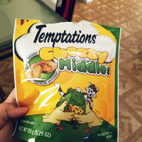 Temptations® Cheezy Middles™ Chicken & Cheese Flavor Treats for Cats 5.29 oz. Pouch uploaded by Indira H.