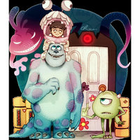Monsters, Inc. uploaded by Nehal G.